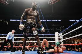 Deontay Wilder names dream fights