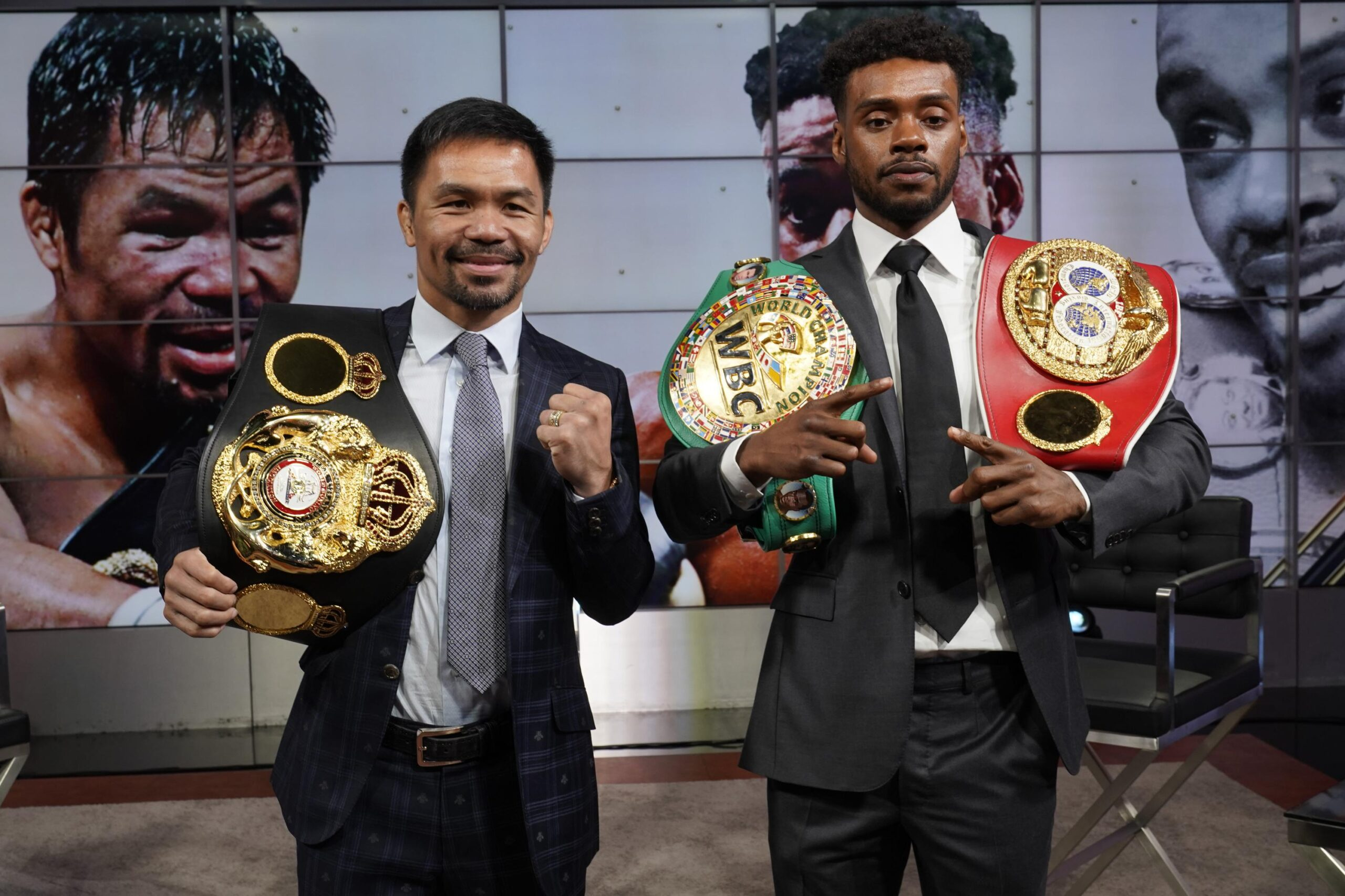 Pacquiao has a chase for P4P king if he beats Spence
