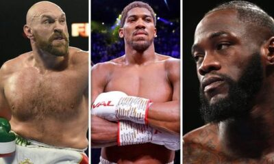 Tyson Fury, Anthony Joshua probable to fight in February 2022, bares Eddie Hearn