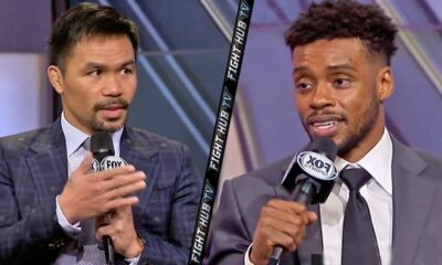 KAT latest to visit Pacquiao on his training
