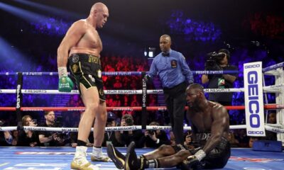 Wilder-Fury III moves to Oct. 9, and fans move anticipation to Pacquiao-Spence