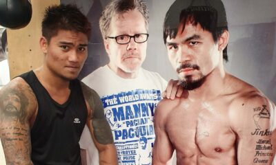 Mark Magsayo to fight as an undercard to Pacquiao-Spence fight