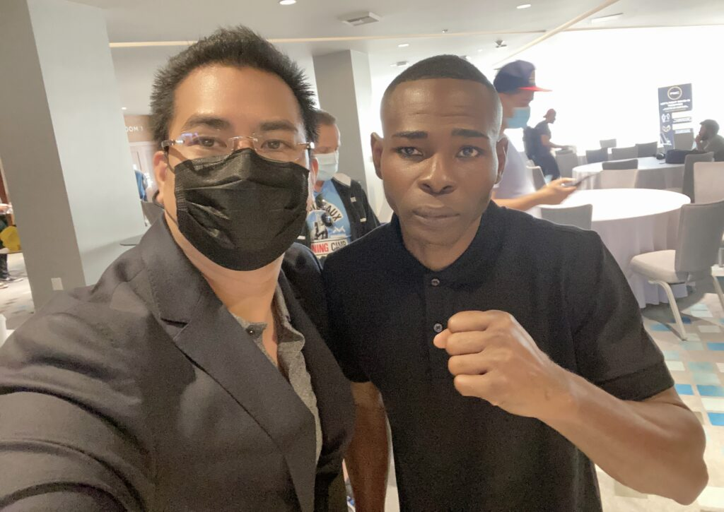 Casimero continues to be 'trashtalk king' after challenging Inoue, Donaire
