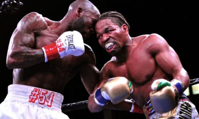Ugas confident Pacquiao can't knock him out