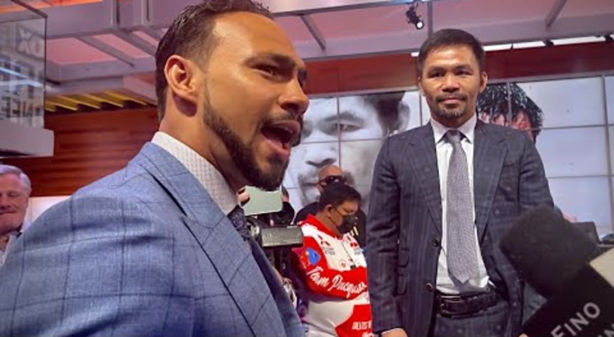 Manny Pacquiao to giveaway signed merchandise