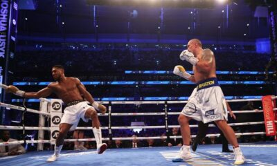 Fury-Joshua megabout crashes down after Usyk win