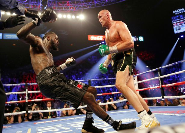Tyson Fury vows to do more damage on Deontay Wilder than their rematch.