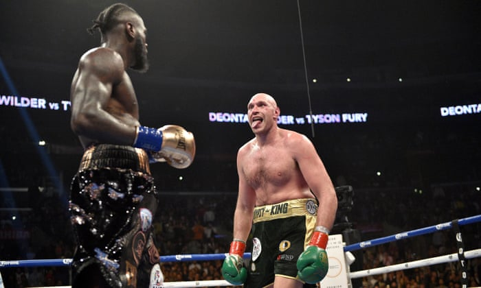 Wilder to KO Fury midway the fight, says Molina