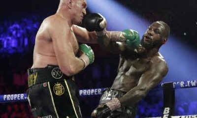 Bad news for Wilder as Fury looks in good shape, says promoter Warren