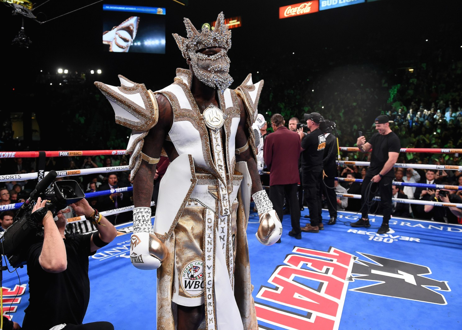Four things Wilder will display in the Fury trilogy: Rejuvenated, reinvented, violent, and victorious