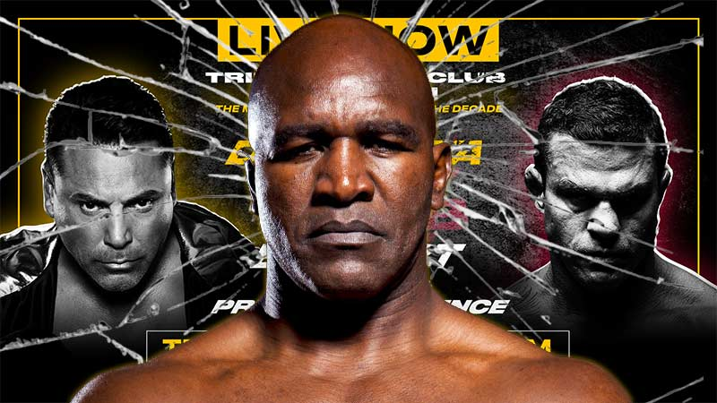 Is Holyfield's boxing return too dangerous?