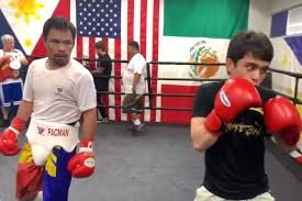 Jimuel Pacquiao wants to follow dad's footsteps.