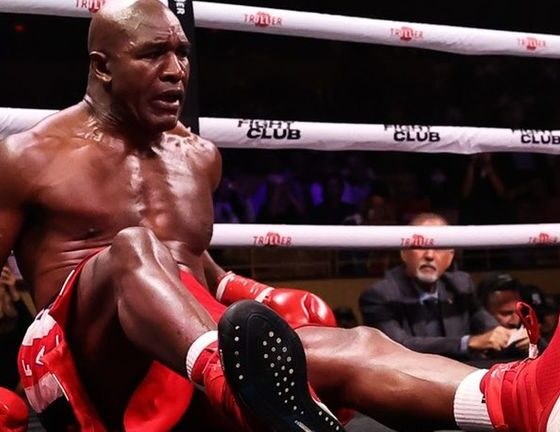 Boxing in shameful state after allowing Evander Holyfield to fight