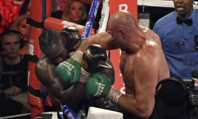 """Fifty excuses not believable says Fury to """"weak"""" Wilder"""